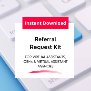 referral request kit